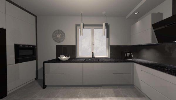Projektant wnętrz, projektowanie wnętrz domów to nasza specjalność. Kuchnie na wymiar, kuchnie pod zamówienie i garderoby Bydgoszcz.