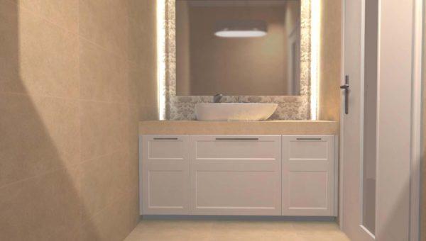 Prace budowlane wykonali podwykonawcy firmy Smart Design Sara Tokarczyk.