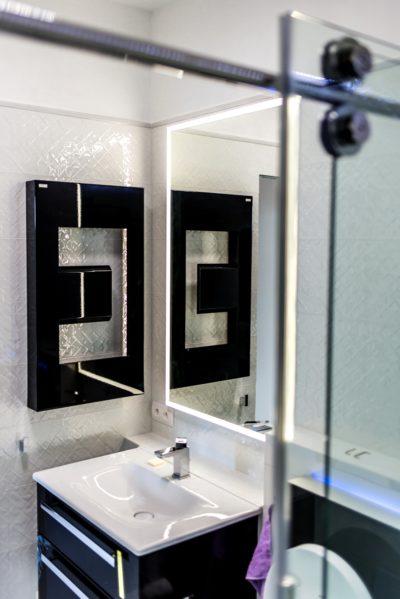 Projektowanie wnętrz Inowrocław - przykładowa łazienka
