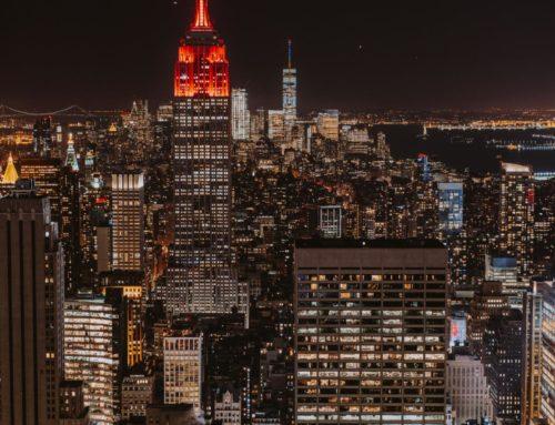 Modne wnętrza w stylu nowojorskim