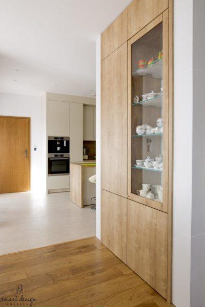 Projektowanie wnętrz - podłoga w salonie