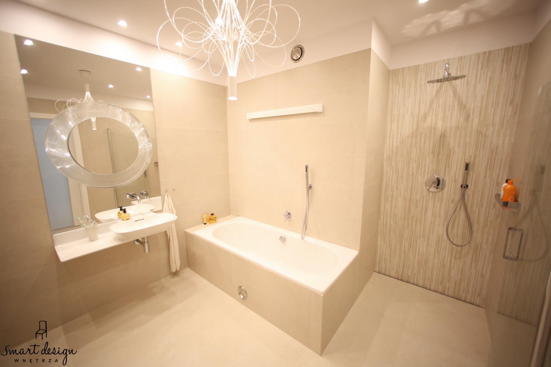 Przykładowy Projekt łazienki Bydgoszcz Smart Design Smart