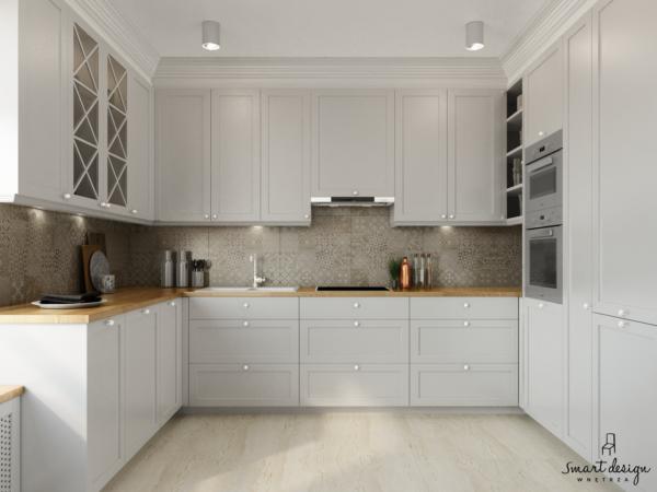 Połączenie klasyki, elegancji oraz nowoczesności - kuchnie na wymiar Sara Tokarczyk