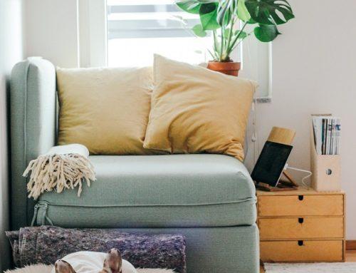 Jak rozmieścić meble w małym salonie?
