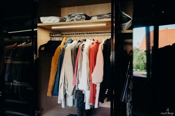 garderoby na zamówienie
