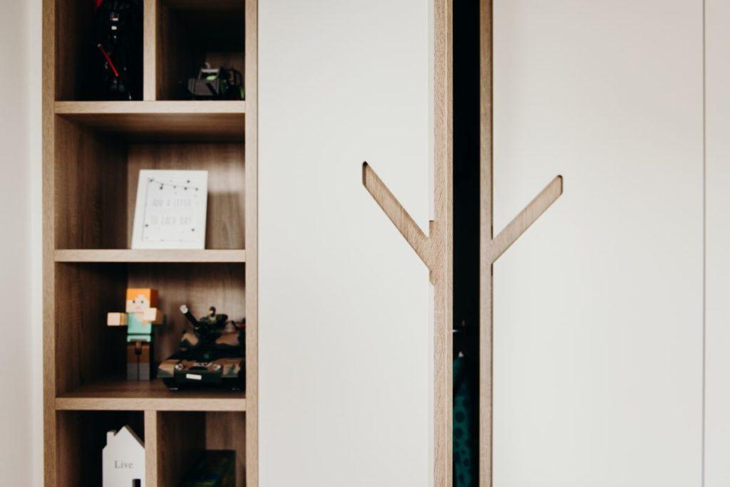 Unikalne, wyjątkowe, niepowtarzalne - zachwyć gości już u progu - garderoby na wymiar
