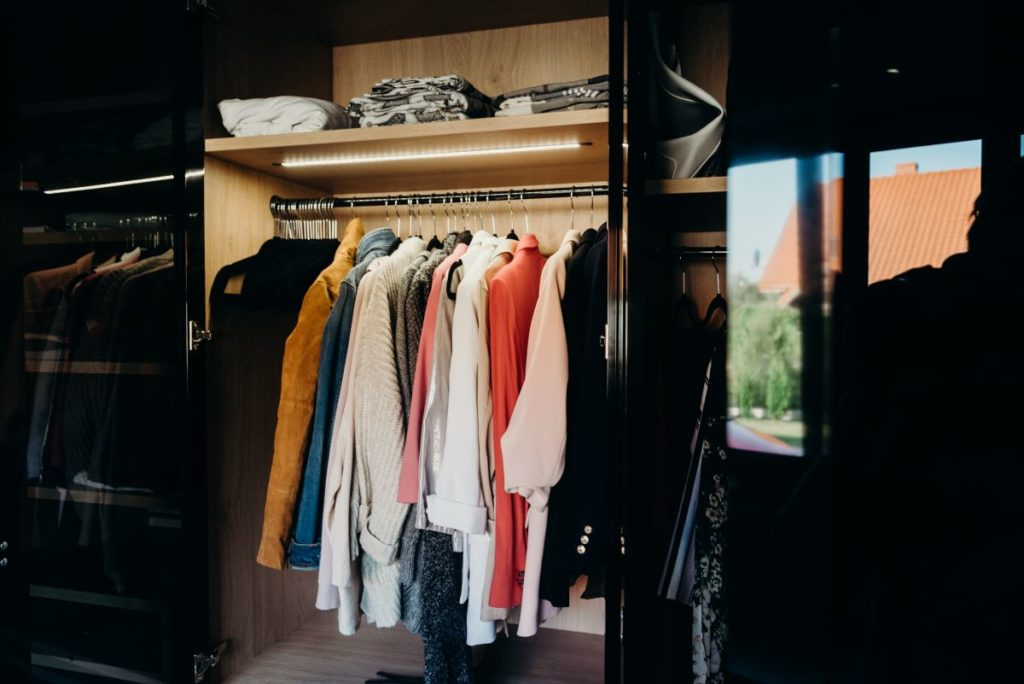 Estetyka, piękno, funkcjonalność - nasze garderoby na wymiar