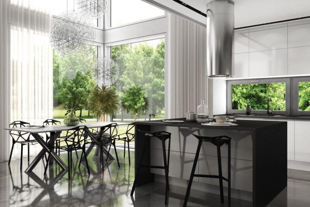 Nowoczesne kuchnie na wymiar - najlepsze materiały, innowacyjność, wygląd, wygoda