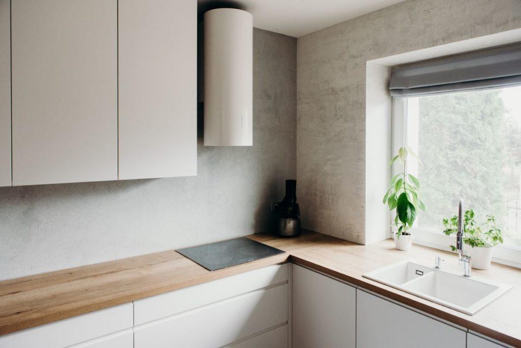 Tylko najwyższej jakości materiały zostały użyte do stworzenia tej niepowtarzalnej kuchni, która ozdobi twój dom