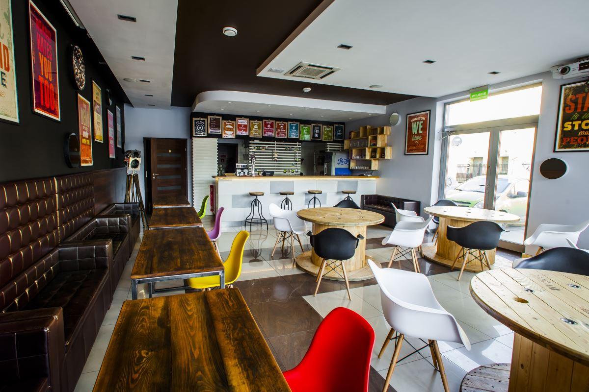 Projektowanie Wnętrz Restauracji I Kawiarni Smart Design