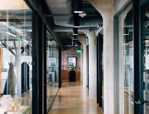 Projektowanie nowoczesnych przestrzeni biurowych